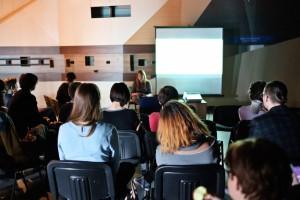 Wykład – inspirację (zamiast inauguracji) wygłosiła Pani Anna Dziama, Dyrektor Edukacji Centrum Nauki Kopernik