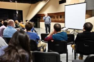 Swoimi refleksjami na temat edukacji dzieli się z nami prof. Lech Mankiewicz